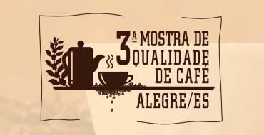 3° Mostra De Qualidade De Café