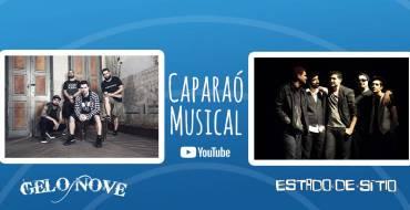 Bandas autorais de Alegre representam o Município no Festival Caparaó Musical