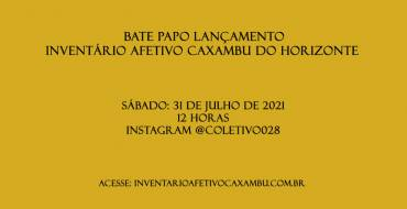 Lançamento do Inventário Afetivo Caxambu do Horizonte