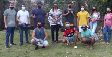 Alunos de Alegre são convidados para mostra de vídeos ambientais