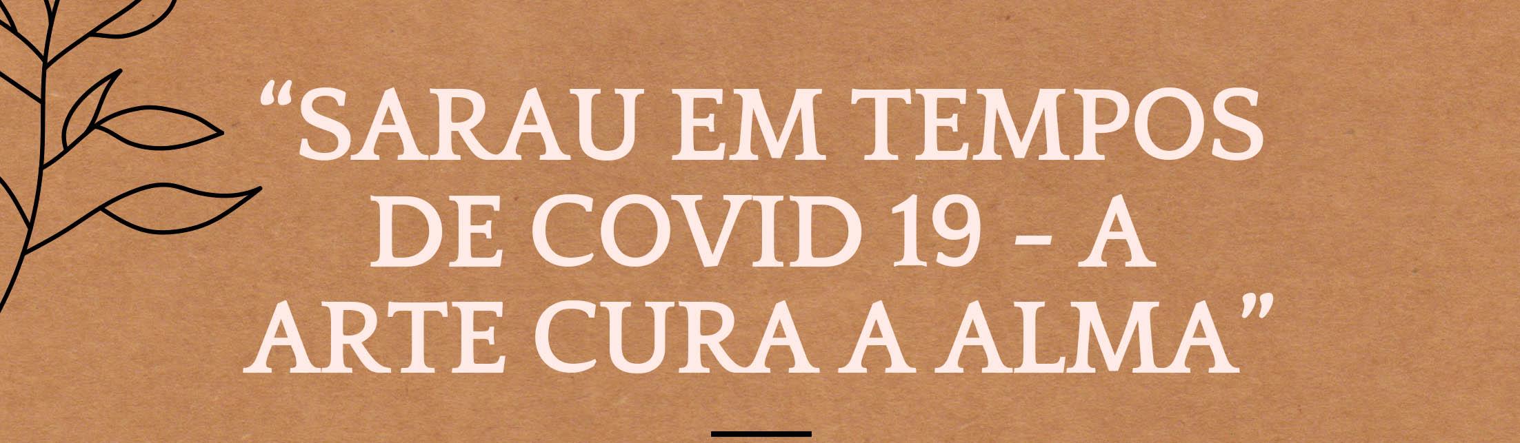 Casa da Cultura de Alegre lança Sarau Online