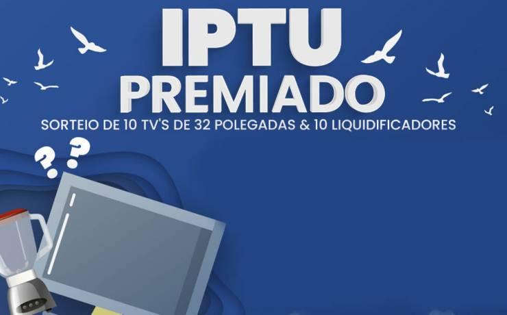 IPTU Premiado – Resultado