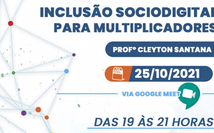 Inclusão Sociodigital para Multiplicadores